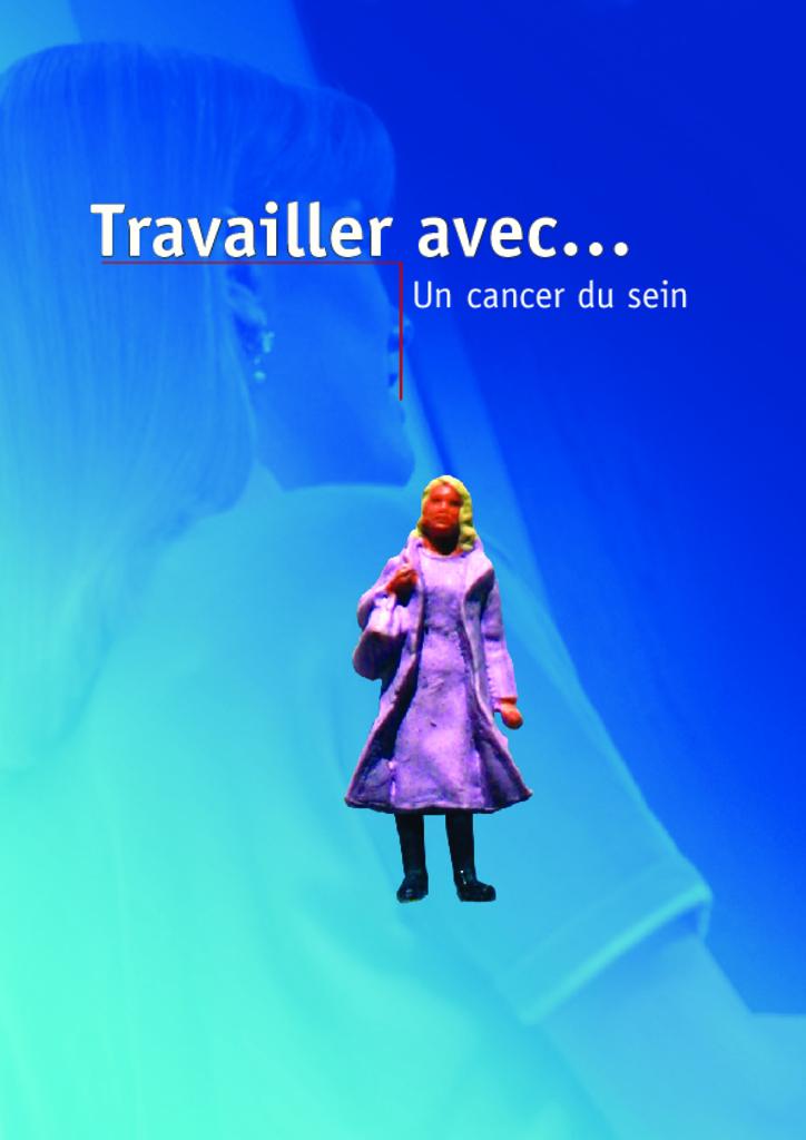 Travailler avec un cancer du sein. CINERGIE